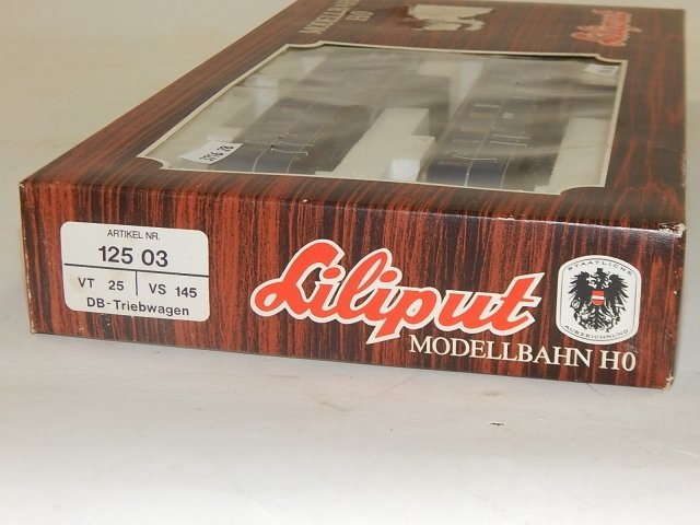 LILPUT HO SCALE TRAIN SET - 3