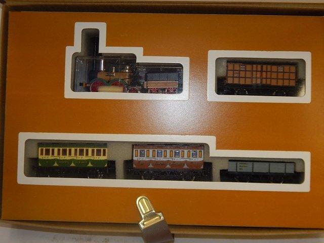 SAXONIA 150 JAHRE TRAIN SET - 3