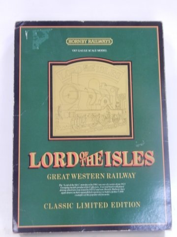 """HORNBY RAILWAYS OO SCALE """"LORD OF THE ISLES"""" - 2"""