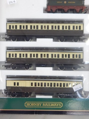 """HORNBY RAILWAYS OO SCALE """"LORD OF THE ISLES"""" - 3"""