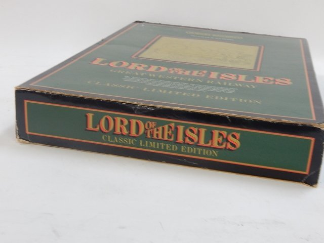 """HORNBY RAILWAYS OO SCALE """"LORD OF THE ISLES"""" - 5"""