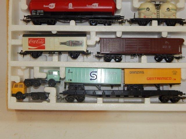 LIMA HO SCALE TRAIN SET - 4