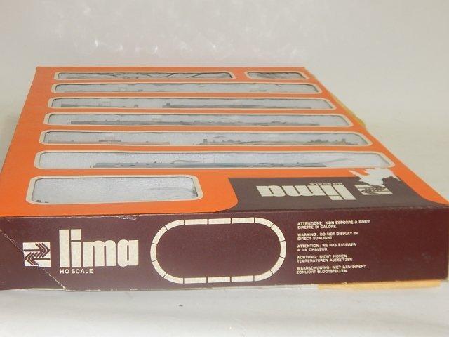 LIMA HO SCALE TRAIN SET - 6