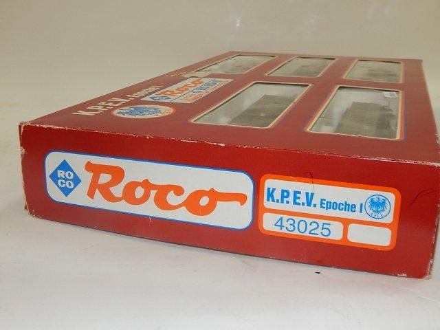 ROCO HO TRAIN SET - 6
