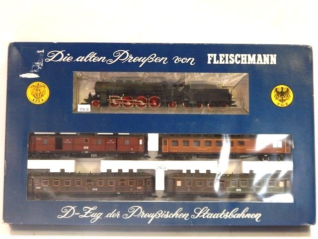 FLEISCHMANN HO SCALE TRAIN SET