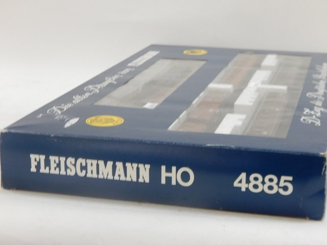 FLEISCHMANN HO SCALE TRAIN SET - 5