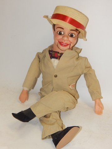 JIMMY NELSON DANNY O'DAY VENTRILOQUIST DOLL