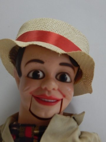 JIMMY NELSON DANNY O'DAY VENTRILOQUIST DOLL - 2