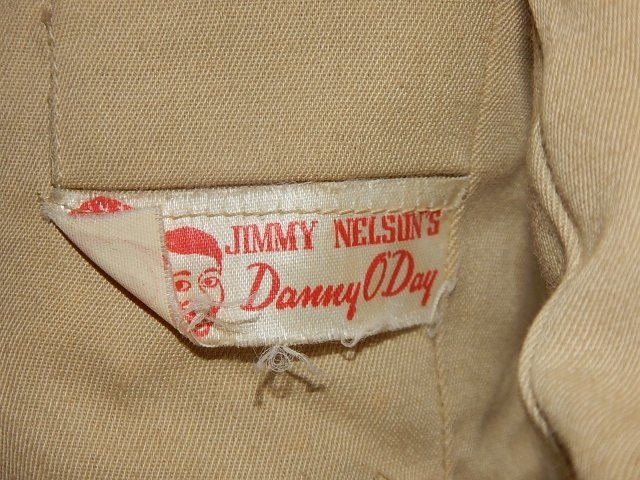 JIMMY NELSON DANNY O'DAY VENTRILOQUIST DOLL - 5