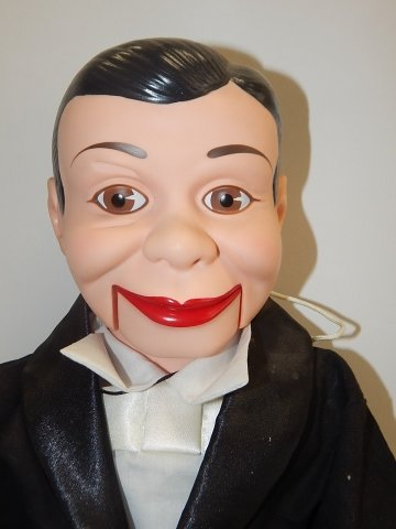 CHARLIE MCCARTHY VENTRILOQUIST DOLL - 2