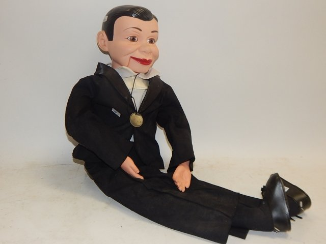 CHARLIE MCCARTHY VENTRILOQUIST DOLL - 3