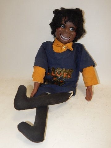 WILLIE TYLER LESTER  VENTRILOQUIST DOLL