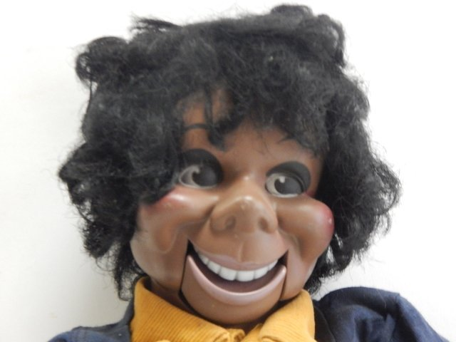 WILLIE TYLER LESTER  VENTRILOQUIST DOLL - 2