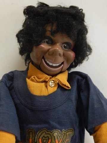 WILLIE TYLER LESTER  VENTRILOQUIST DOLL - 3