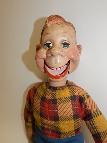 HOWDY DOODY VENTRILOQUIST DOLL - 3