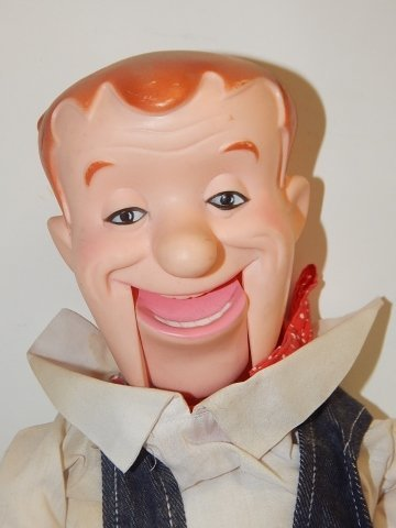 STAN LAUREL VENTRILOQUIST DOLL - 2