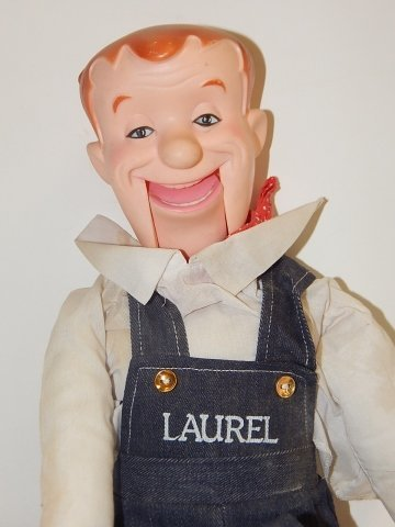 STAN LAUREL VENTRILOQUIST DOLL - 3