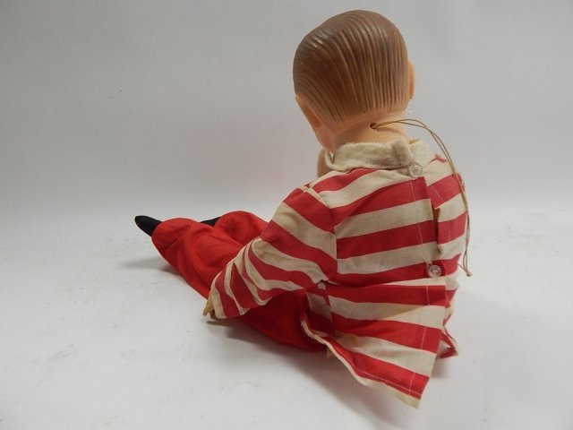 WILLIE TALK  VENTRILOQUIST DOLL - 5