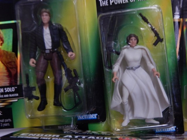 9 PIECE STAR WARS, THE POWER OF FORCE - 4