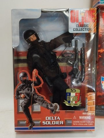 6 PIECE GI JOE COLLECTION - 4