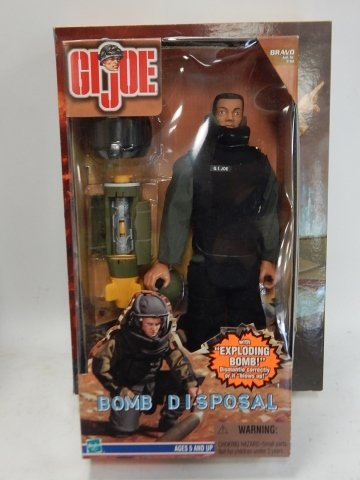 6 PIECE GI JOE COLLECTION - 7