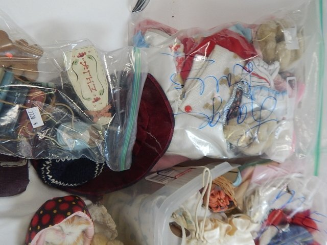 LARGE LOT OF DOLL ACCESSORIES - 3