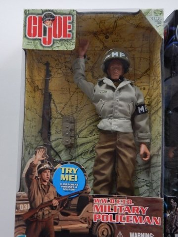 6 PIECE GI JOE COLLECTION - 2