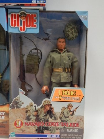 6 PIECE GI JOE COLLECTION - 5