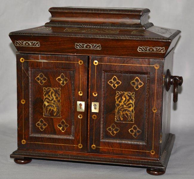 Antique jewerly box