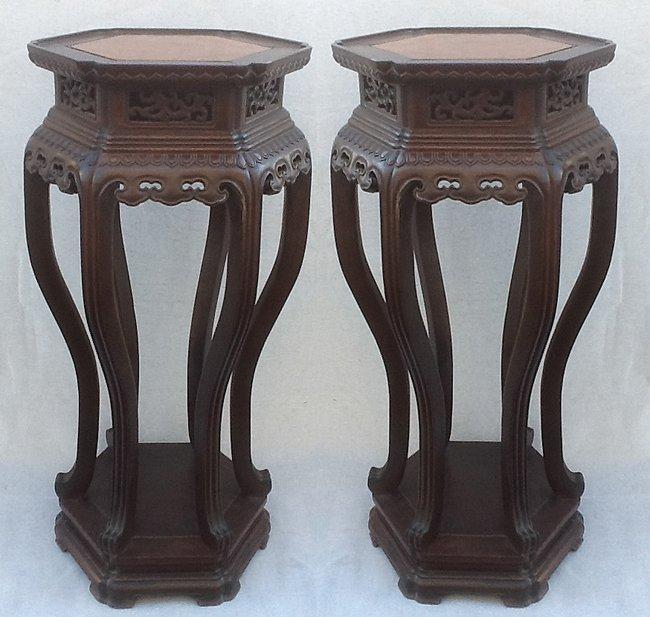 Hardwood Pedestal