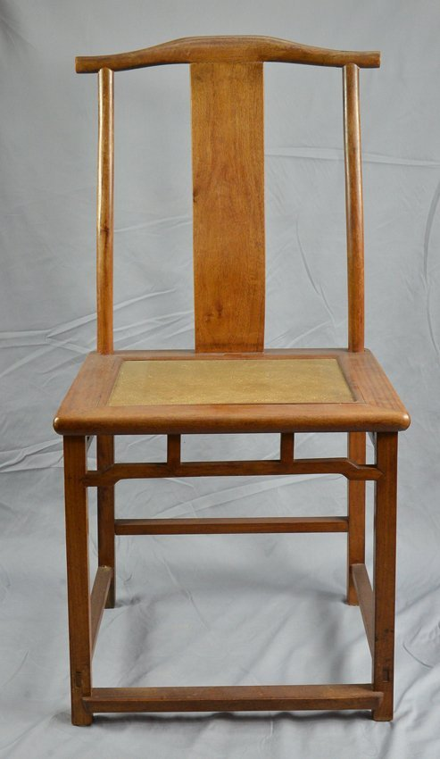 Old Chinese huanghuali Chair