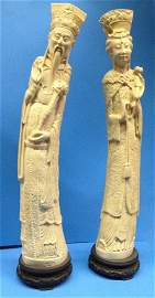 Diaosu Figures Are Made of Cast Celluloid In Italy