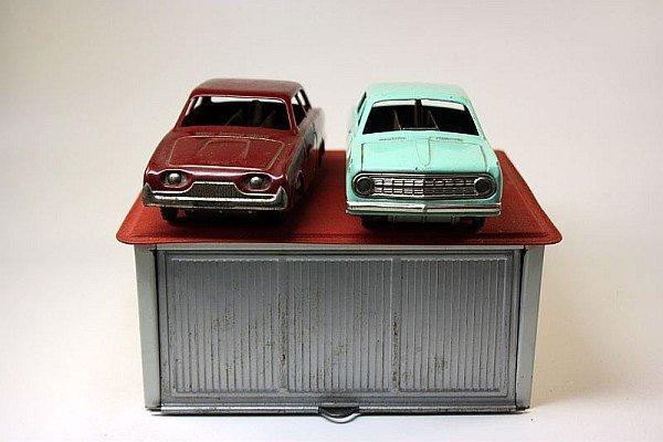 KELLERMANN CKO - 2 Modelle + Garage