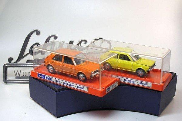 SCHUCO 1:43 - VW Polo & VW Golf