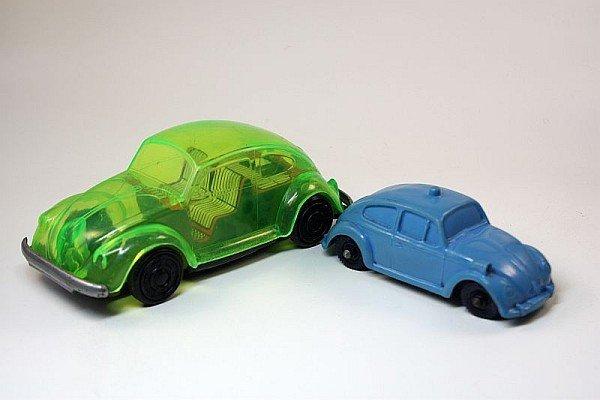 2x VW Käfer, unbekannt