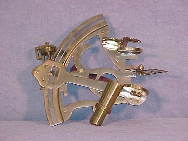 "1000: Brass Sexton  9""x9 1/2"""