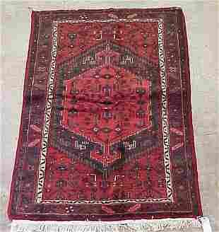 4'3 x 6'5 Antique Persian Condition Dam