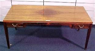 VINTAGE CLASSIC DANISH MODERN ROSEWOOD TABLE
