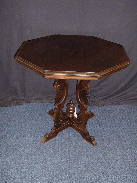 1205: TABLE--1920--OCTAGONAL