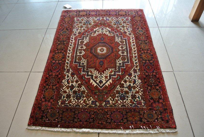 Gholtogh carpet Persian Kurdistan  rug handmade