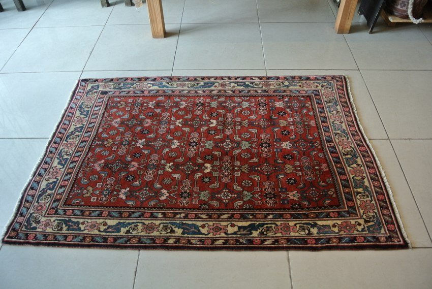Bijar Halvai Persian rug hand made wool