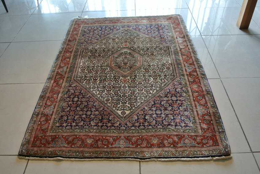 Bijar Halvai Carpet Persian Rug As Durable As Stone