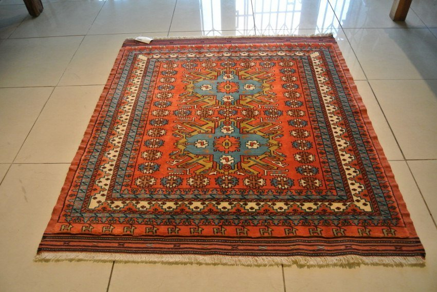Kurasan rug hand made Persian rug