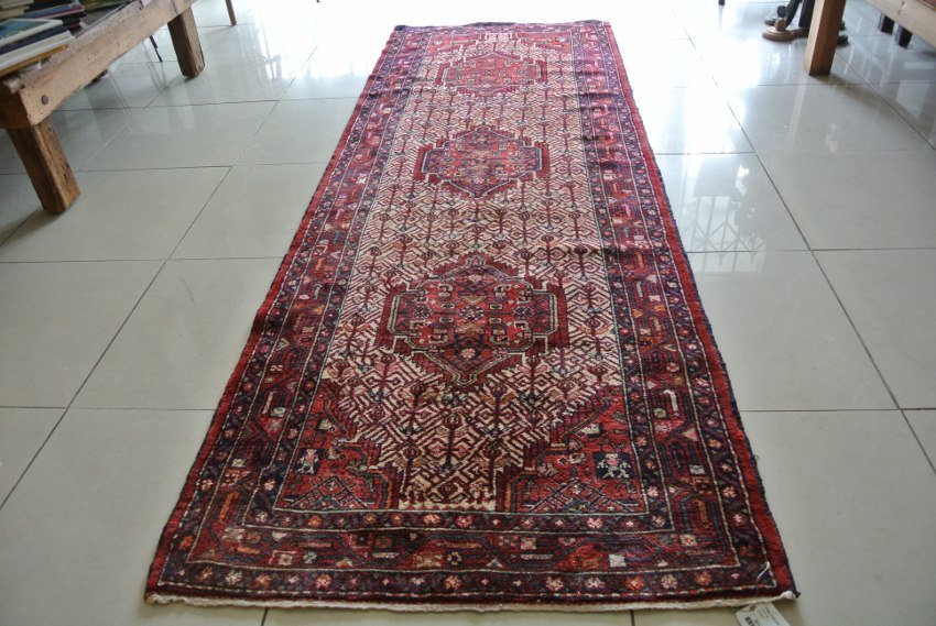 Persian Heritage rug Tribal weave a Malayer runner