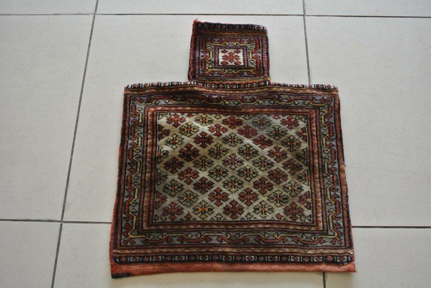 Persian salt bag Shahsavan