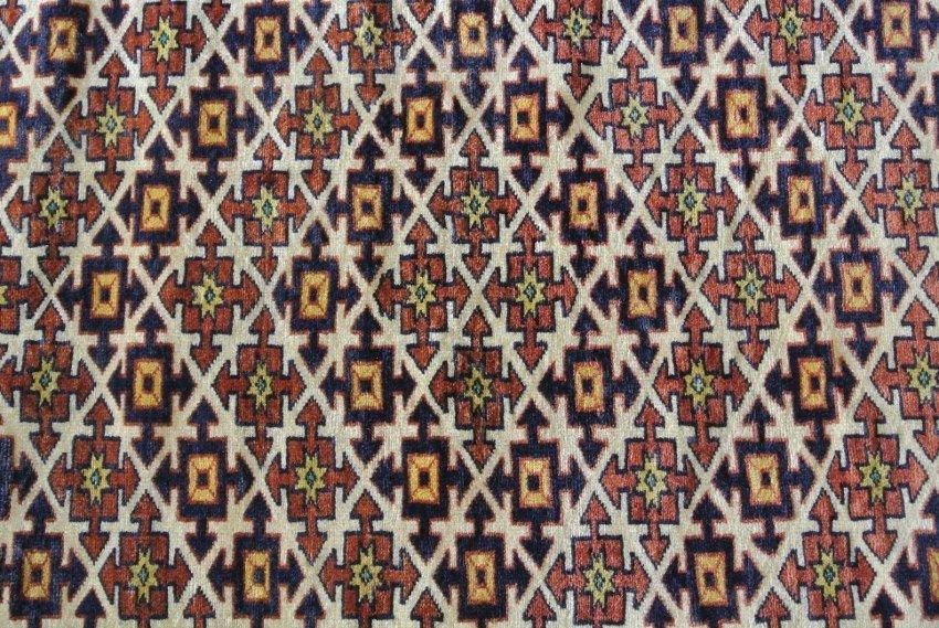 Persian rug Kazac allover cave design