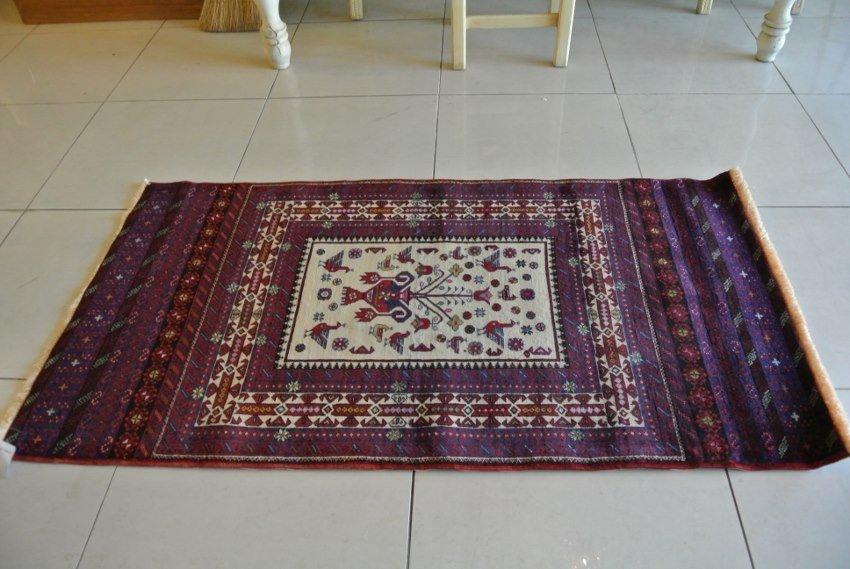 Persian rug Medallion Gold Morgi rug