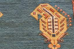 Persian rug Prayer rug Sumack Kerman