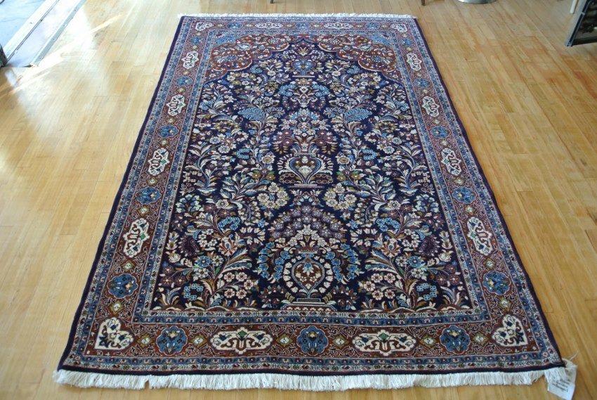 Persian rug hand made saroogh prayer rug