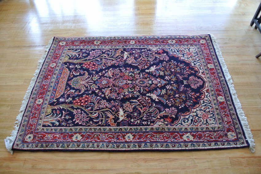 Persian rug hand made authentic Saroogh